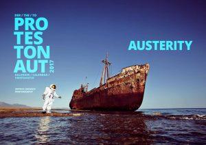 Protestonaut Calendar 2017 (Austerity)
